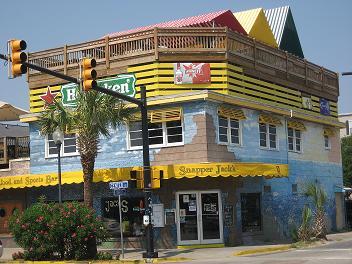 Center Street, Folly Beach Real Estate 2013 SC